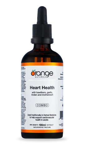 heart health herbal remedy