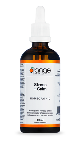 stress + calm Homeopathic