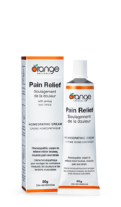 Pain Relief Cream with arnica